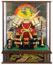 五月人形 吉徳 兜ケース飾り 兜飾り 特選伝統工芸 【201...