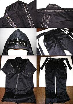 本格派忍者衣装浮田半蔵(阿修羅)モデルninjawear