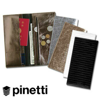 【送料無料】 パスポートケース【PINETTI】 ピネッティ MIAMI トラベルチケットホルダー (パス...