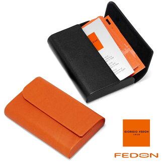 ジョルジオフェドン business card holder M (card put the card)