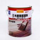油性木部保護塗料ステインガード 1.6L