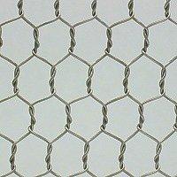 #25 ステンレス 亀甲金網 金網目開き:16mm 線径:0.40mm 巾:910mm×長さ:30m