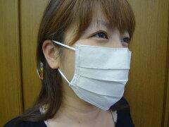 TV、新聞で取材殺到のPM2.5マスクに放射性セシウムを吸着除去できる機能が追加したマスクが登場...