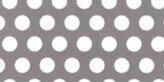 SUS304ステンレス パンチングメタル φ:5.0mm 板厚:1.5mm 幅:1000mm長さ:2000mm:株式会社くればぁ
