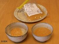 日本スープの有機野菜ポタージュの離乳食の料理例です。無添加、無脂肪の美味しいポタージュです。離乳食、介護食にもお薦めです。