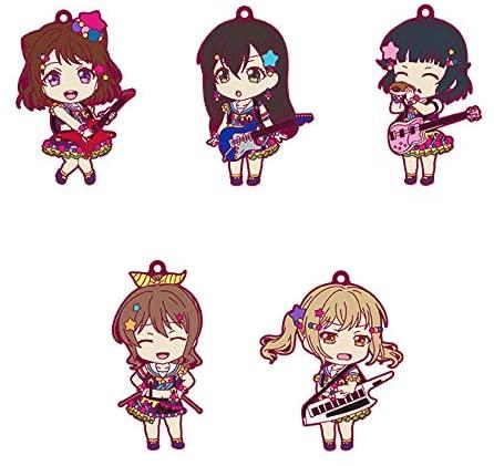 コレクション, フィギュア BanG Dream! PoppinParty 5BOX