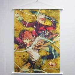 Fate/stay night (Unlimited Blade Works) 琳派コラボ掛け軸画像