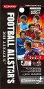 Digital Game Card FOOTBALL ALLSTAR'S 2011 J.LEAGUE Vol.3 【BOX】 デジタルゲームカード フットボールオールスターズ 2011 Jリーグ Vol.3