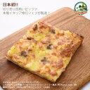 Pizza ar taio ピッツァアルターイオ ピザ 切り売り ピッザ 四角 本場 イタリア ローマ Pizza ar taio(ピッツァアルターイオ) じゃがいもと自家製ソーセージのピザ ローズマリー風味 約14x14cm