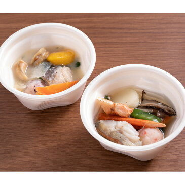 北の温もり 小鍋セット 石狩鍋 かに鍋 詰め合わせ 北海道産 鮭 海鮮鍋 カニ鍋 一人鍋セット 冷凍 産地直送グルメ 惣菜