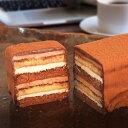 スイーツ お菓子 チョコレート お取り寄せ 長崎石畳ショコラ 絶品チョコレートケーキ(ハーフサイズ)