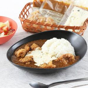 10%割引 送料無料 宮崎県の新ご当地グルメ! 今までにない独特の味 チキン南蛮カレー3食セット