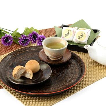 スイーツ 福山藩御用菓子 三九四年伝承菓子 とんど饅頭30入