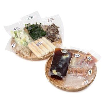 送料無料 モーツアルトを聞かせ 乳酸菌を与えて飼育 比内地鶏きりたんぽ鍋セット