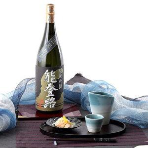 Sake Junmai Ginjo Sake Strong taste with hard water Notoji Jungin Three-year Old Sake 1.8L Kuze Brewery Ishikawa Junmai Ginjo Sake