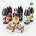 伊予路三昧ミニセット 忽那醸造株式会社 愛媛県 大正時代の杉樽を使って仕込んだ醤油とまろや旨みの調味料詰合せ