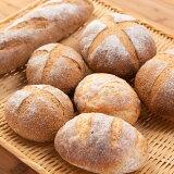 全粒粉パン セット 詰合せ パン ライ麦パン 田舎パン 食べ比べ 北海道産小麦 冷凍 長期保存 お取り寄せ 朝食 長野 まめぱん