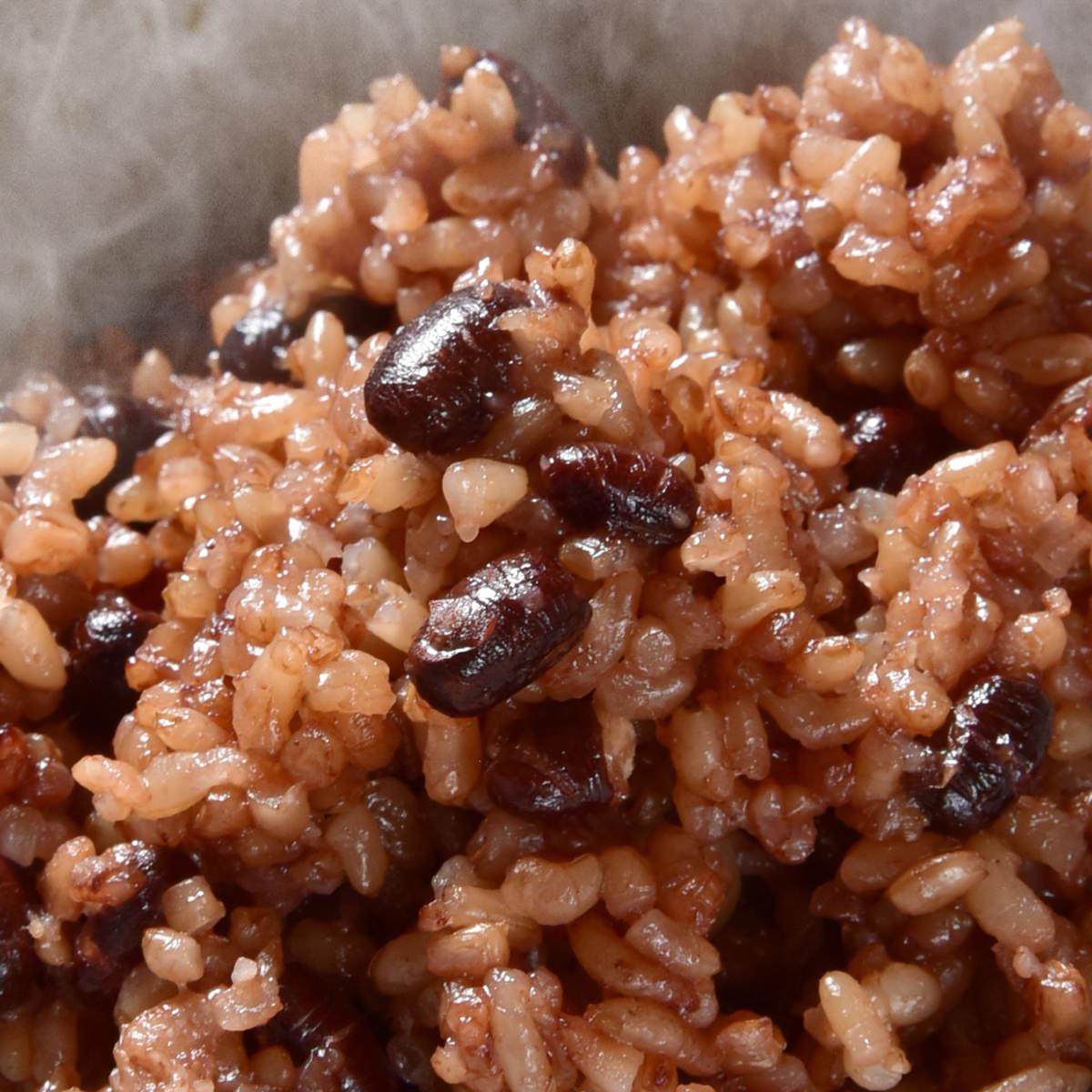 3日寝かせ 発芽酵素玄米ごはん 12食 玄米ご飯 発芽玄米 スーパーフード レンジでご飯 冷凍 食品 国産 ほっとコミュニケーション株式会社 大分県