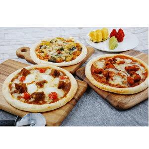 南極カレーのピザセット 3種 詰合せ ピザ 惣菜 ビーフカレーピザ カレーピザ キーマカレーピザ 南極カレー カレー カレー味 冷凍 モッツアレラチーズ グリル野菜 グリルチキン バター風味 昼食 夕食 おやつ おつまみ 兵庫 AOHORI4958