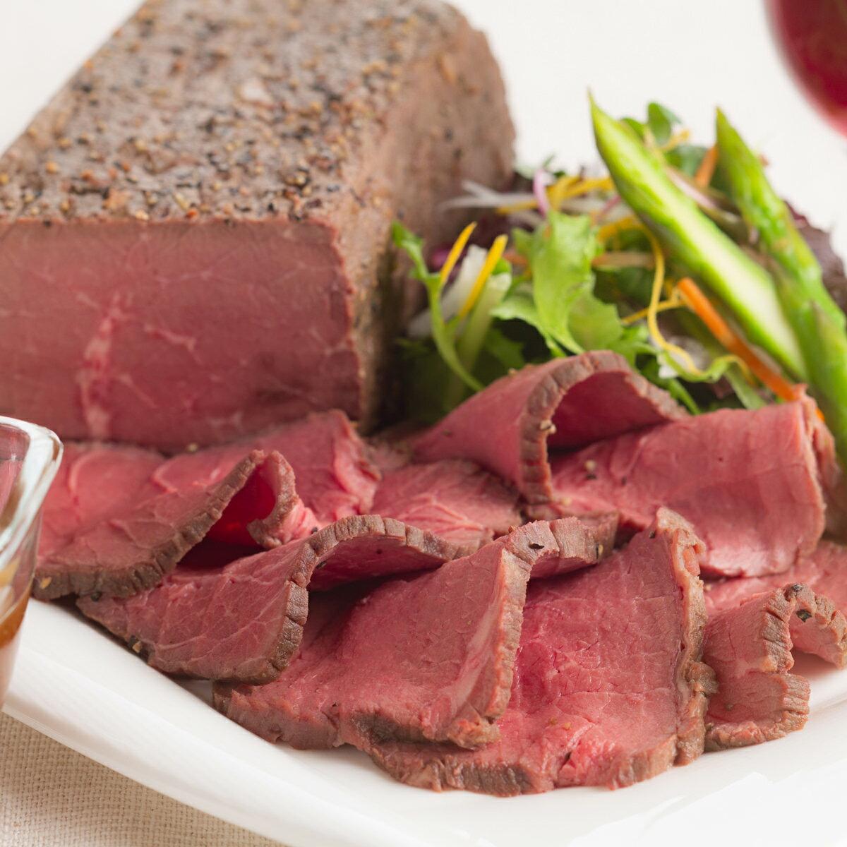 モルソー 秋元さくら監修 赤ワインとオニオンのソースで食べるローストビーフ 冷凍 日比谷 レストラン 惣菜 ローストビーフ