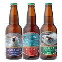 大雪地ビール 6本 詰め合わせ 旭川動物園 生ビール 発泡酒 ご当地ビール 地ビール 国産 お酒 北海道産 大雪ピルスナー ビール