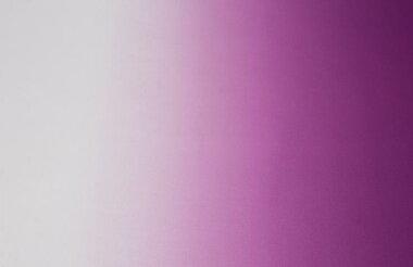 シャイニーサテンホワイト〜パープル【140巾グラデーション生地布]