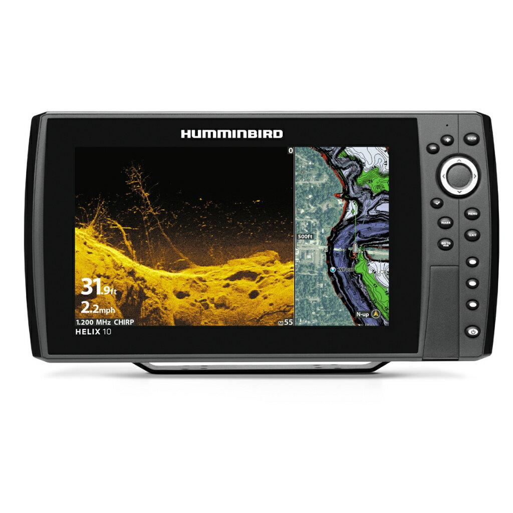 HUMMINBIRD ハミンバード HELIX 10 CHIRP MEGA DI GPS G2N