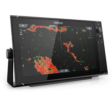 【予約商品】【送料無料】SIMRAD シムラッド 魚群探知機 NSS16 evo3 with Insight charts