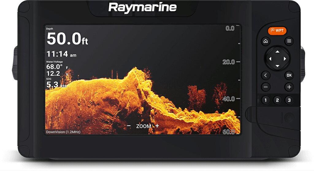 RAYMARINE レイマリン Element 12 HV 本体  LightHouse NC2チャート付属 2