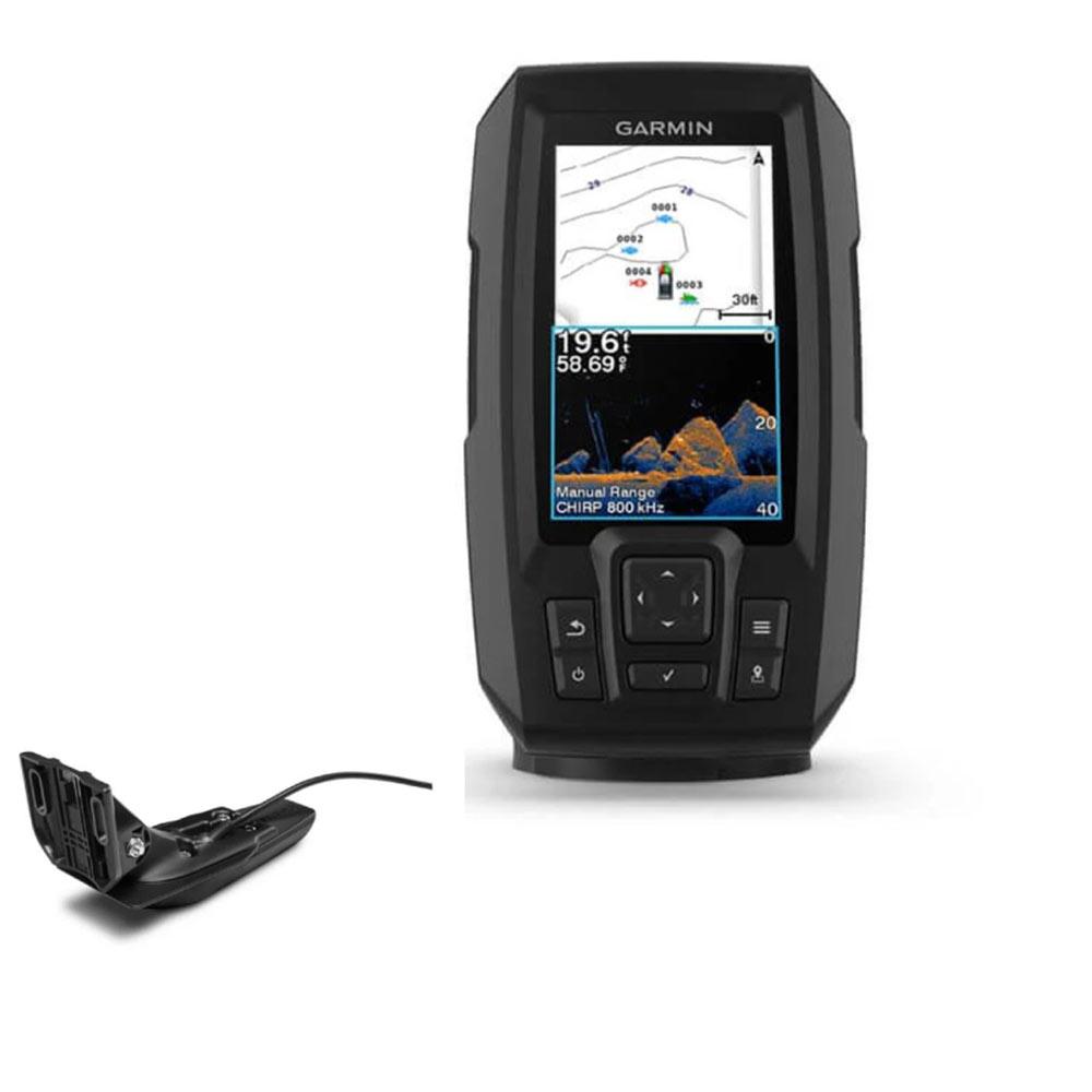 ガーミン ストライカービビッド 4cv GT20-TM振動子セット 英語モデル STRIKER Vivid 4cv GARMIN 保証付画像