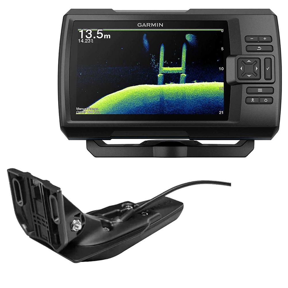 ガーミン ストライカービビッド 7sv 日本語モデル GT52HW-TM振動子セット STRIKER Vivid 7sv GARMIN 保証付画像