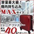 スーツケース キャリーバッグ キャリーケース 機内持ち込み 拡張 最大 TSAロック Wキャスターで最適 1日 2日 3日 小型 S SS 容量マチUp時MAX46リットル
