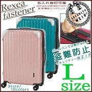スーツケース セキュリティー
