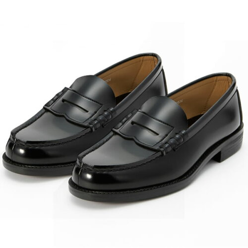 HARUTA メンズローファー ハルタ (ブラック)[6550-1]【ローファー 学生靴...