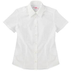 ビーステラ半袖スクールシャツ(オフホワイト)