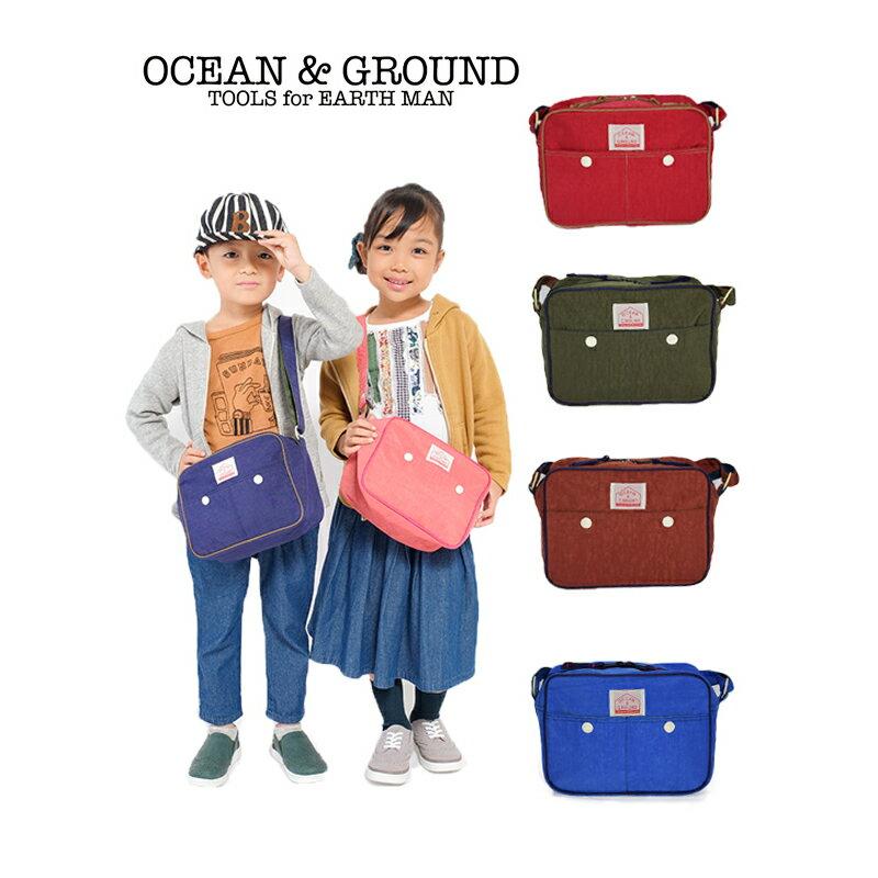 Ocean&Ground ショルダーバッグ 全16色