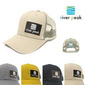 riverpeak(リバーピーク)タイトルロゴキャップFIRST