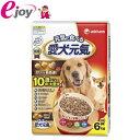 ユニ・チャーム 愛犬元気 10歳からの中・大型犬用6.0kg (犬用 フード ドッグフード) 1