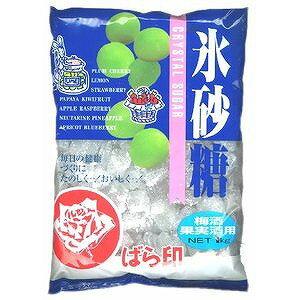 ばら印 氷砂糖 1kg
