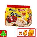 ハウス食品 うまかっちゃん 熊本火の国流とんこつ 1パック(5食入)×6個