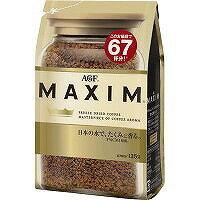 マキシムインスタントコーヒー袋(135g)