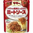 ニシムタ 楽天市場店で買える「マ・マー たっぷりパスタソース トマトの果肉たっぷりミートソース 260g」の画像です。価格は130円になります。