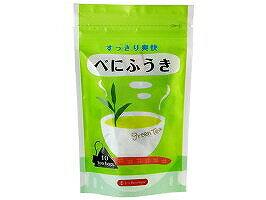 ティーブティック すっきり爽快 べにふうき 2g×10袋 ティーバッグ 花粉症 お茶 緑茶 鹿児島 手軽
