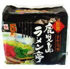 鹿児島ラーメンヒガシマル即席鹿児島ラーメン亭とんこつ味90g5食パック×6袋30食入り
