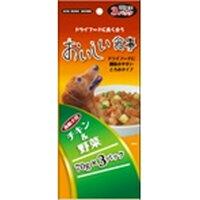 おいしい食事パウチ高齢犬チキン&野菜3P