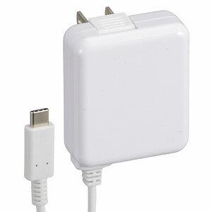 バッテリー・充電器, AC式充電器  AC USB Type-C 3A (1.5m) MAV-ACC1530-W