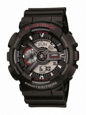 CASIO G-shock メンズ腕時計 GA-110-1AJF メンズ G-SHOCK ジーショック 国内正規品