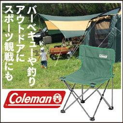 Coleman 折り畳み椅子 グリーン