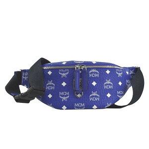 MCM MCM bag waist pouch body bag belt bag ladies brand MMZASFI05