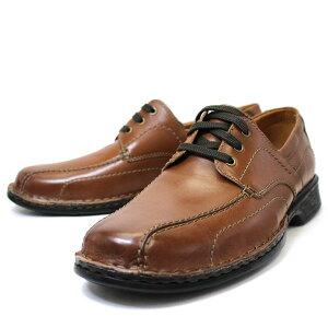 クラークス Clarks 靴 革靴 レザー ビジネスシューズ カジュアルシューズ 本革 ブラウン アンティーク加工 メンズ ブランド 26133171